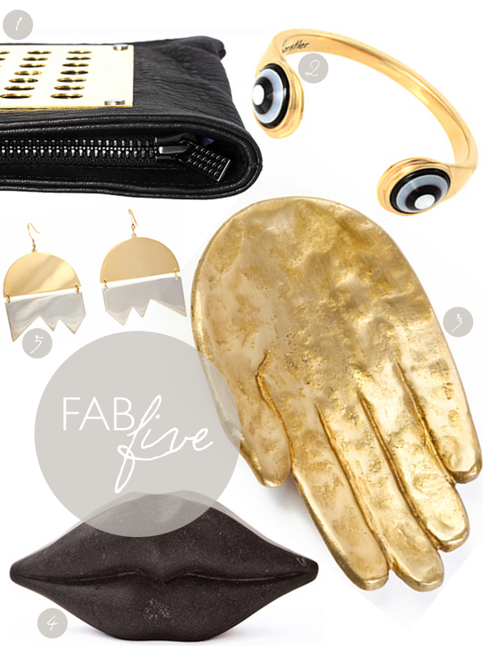 Fab Five: Our Kelly Wearstler Picks | CLOTH & KIND