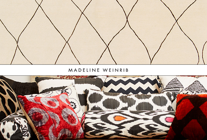 Inspired: Shop Online at Madeline Weinrib | CLOTH & KIND