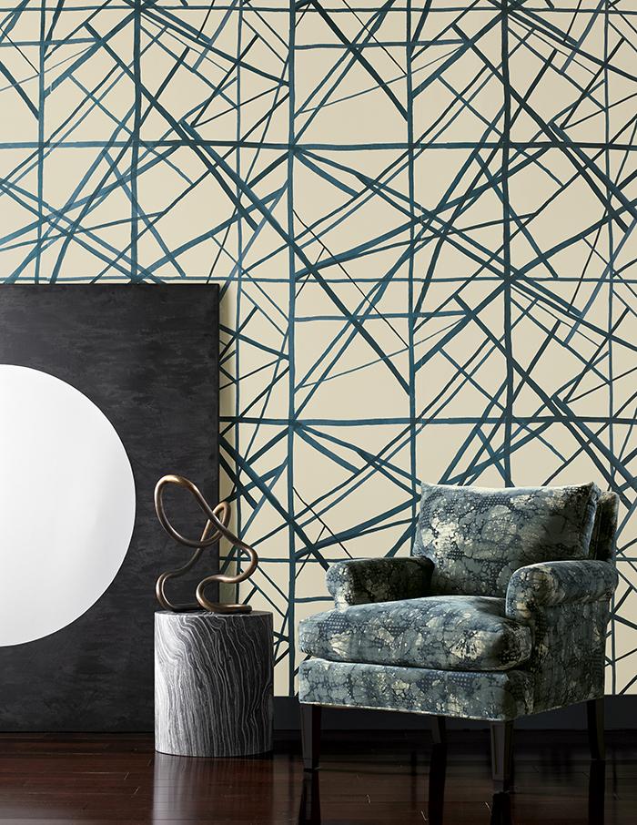 Kelly Wearstler Wallpapers — CLOTH & KIND