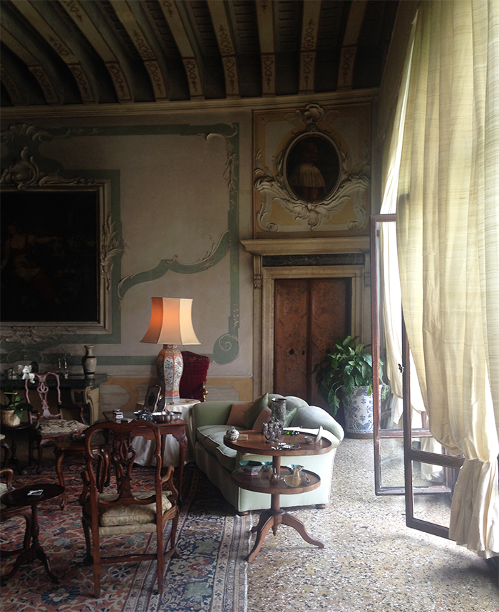 Inspired: The Palaces of Barnabò & Fortuny | CLOTH & KIND