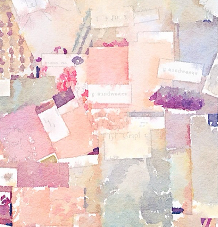 Inspired: Waterlogue | CLOTH & KIND