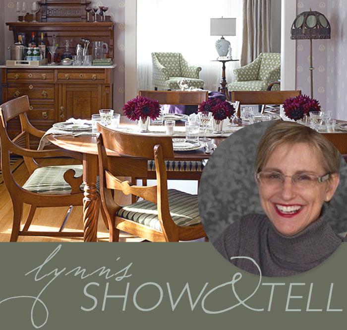 Show & Tell: Lynn Byrne | CLOTH & KIND