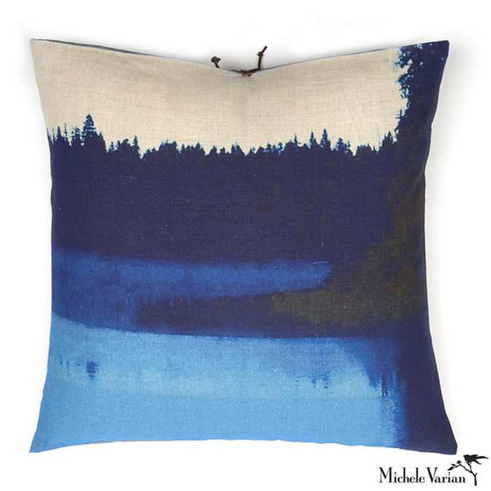 Inspired: Michele Varian Pillows | CLOTH & KIND