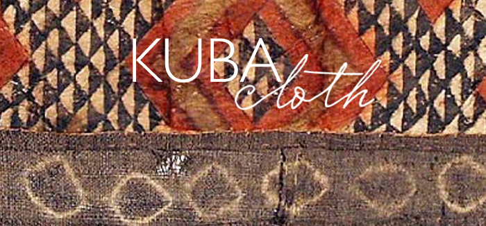 BlogTourLA: Kuba Cloth Inspired Hardware | CLOTH & KIND