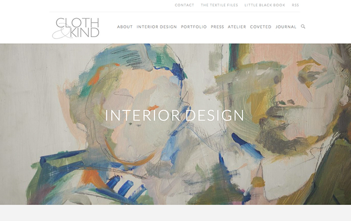 CLOTH & KIND New Website (launching very soon!)