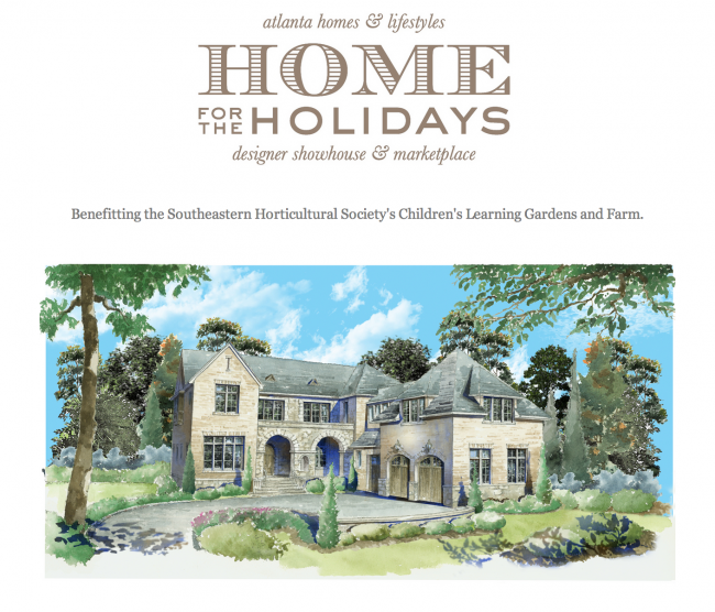 C&K News: Atlanta Homes & Lifestyles Showhouse