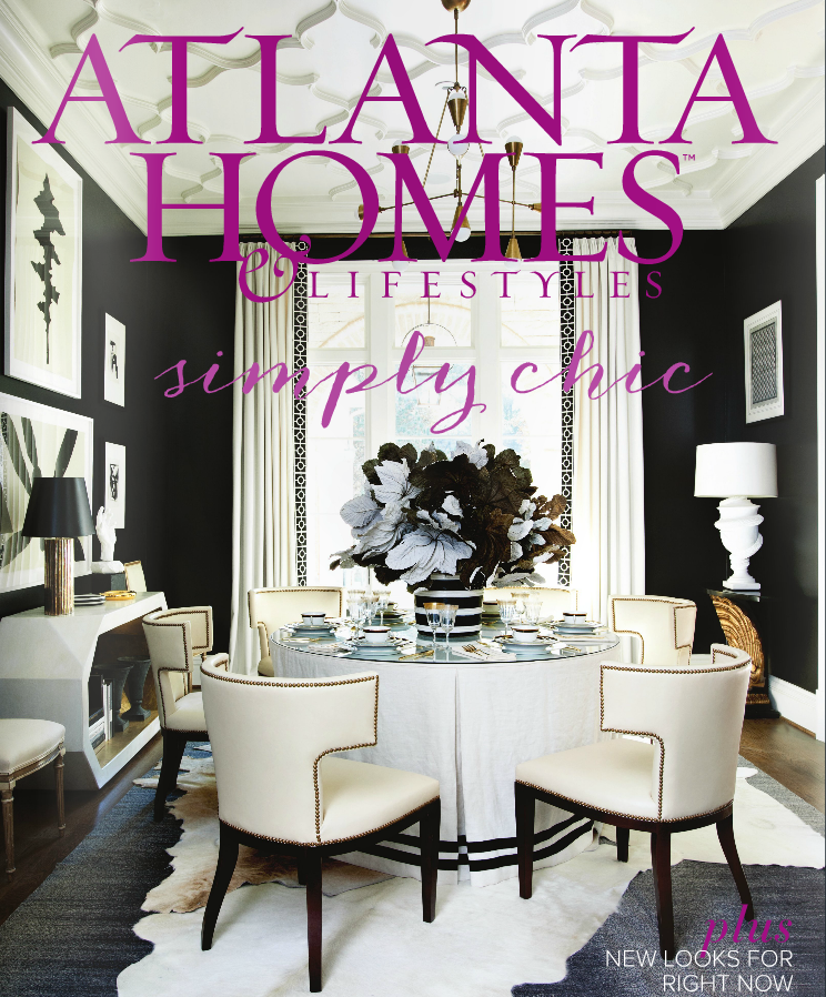Atlanta Homes & Lifestyles // CLOTH & KIND Press