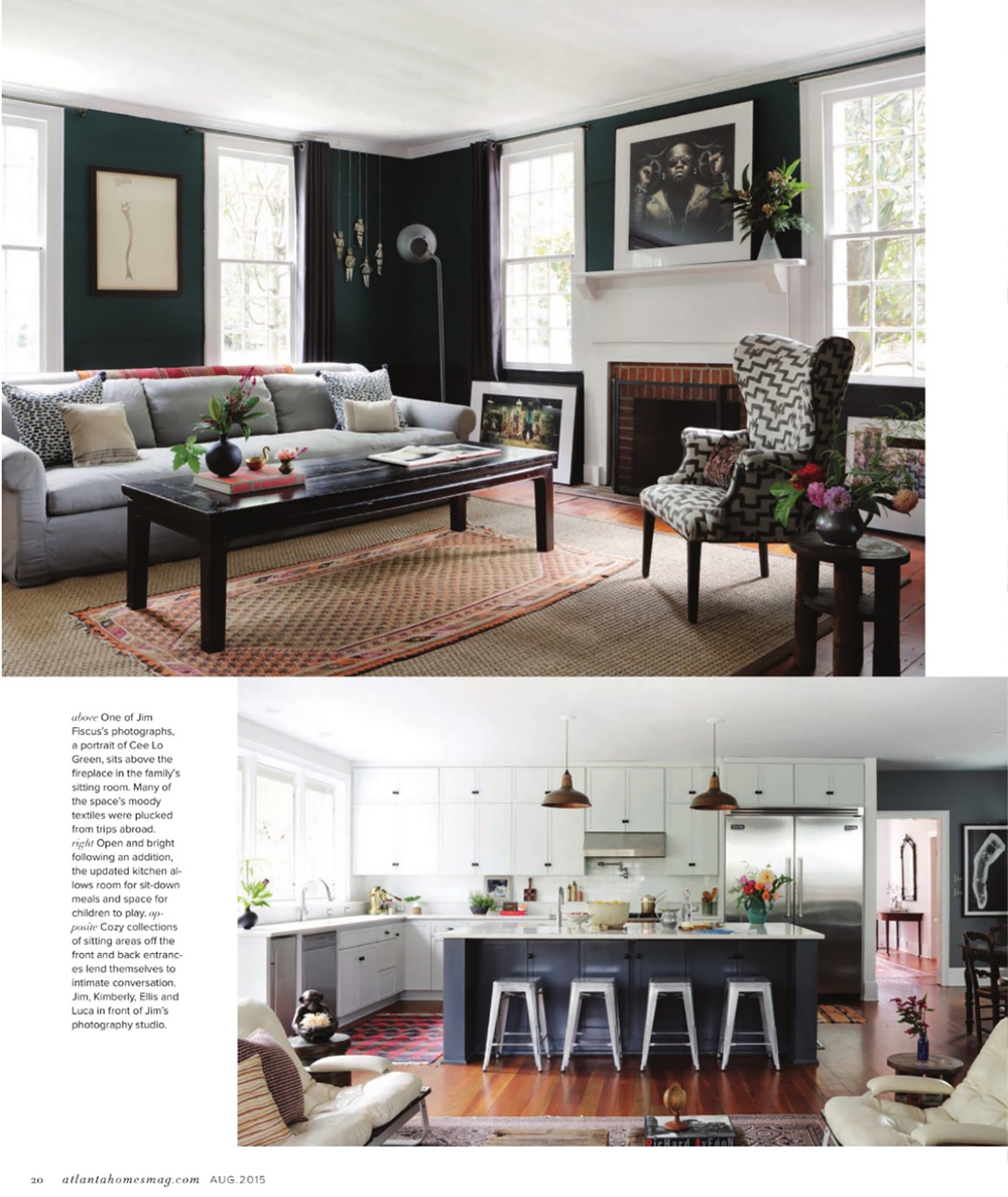 AHL, Aug 2015 Renovation of the Month // CLOTH & KIND