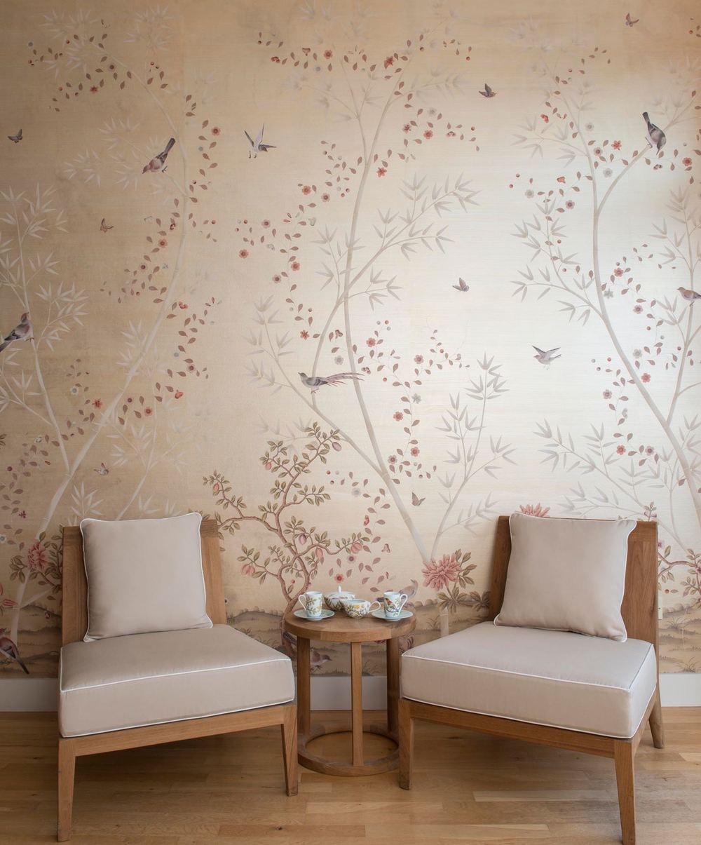 CLOTH & KIND // Inspired: Fromenta's Printed Wallpapers