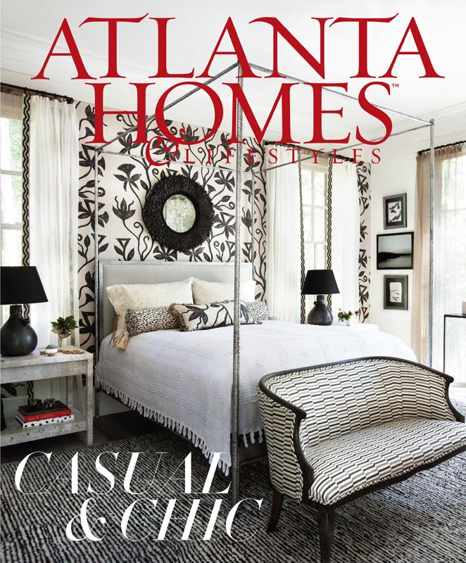 CLOTH & KIND // Serenbe Showhouse, Atlanta Homes