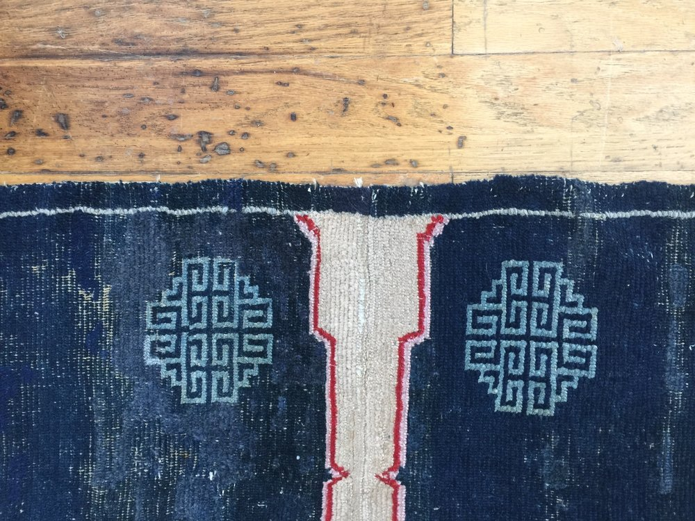 CLOTH & KIND // Detroit Rug Restoration