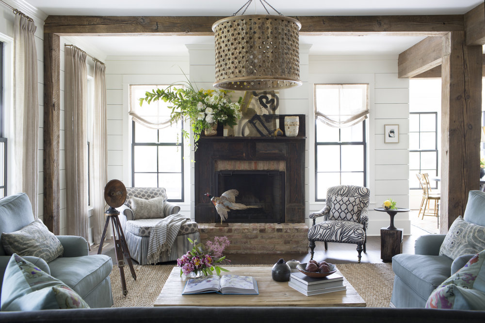 CLOTH & KIND Interiors // Modern Farmhouse