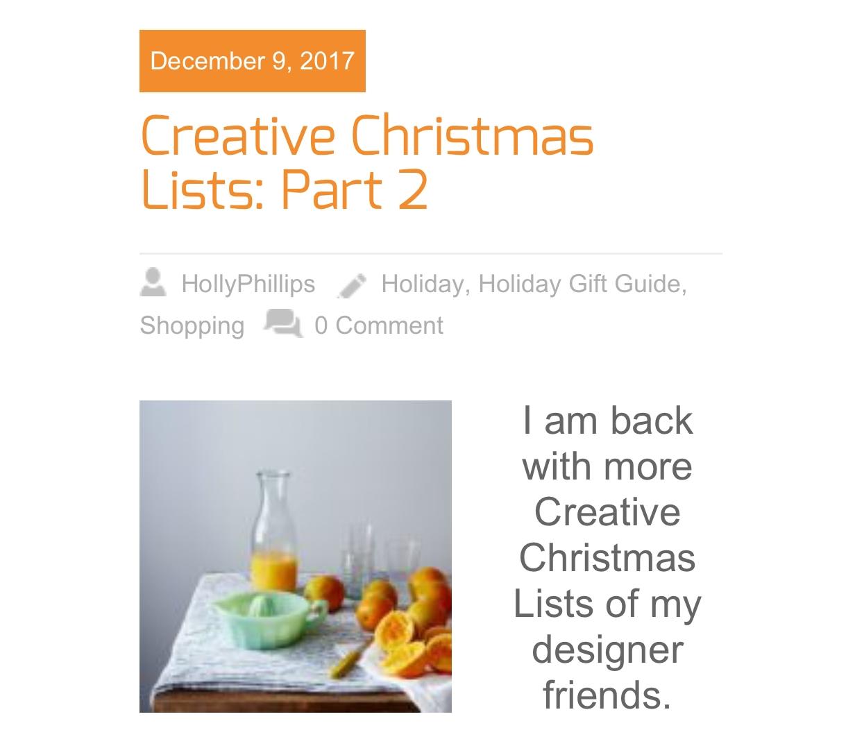 Christmas Lists.The English Room Creative Christmas Lists Part 2 Cloth
