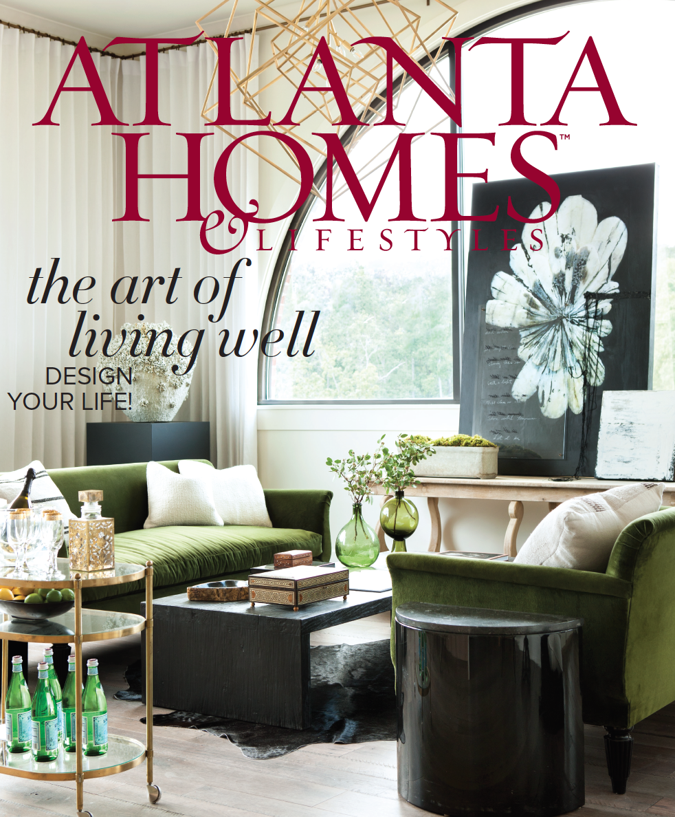 Atlanta Homes & Lifestyles // December 2016, Serenbe Showhouse