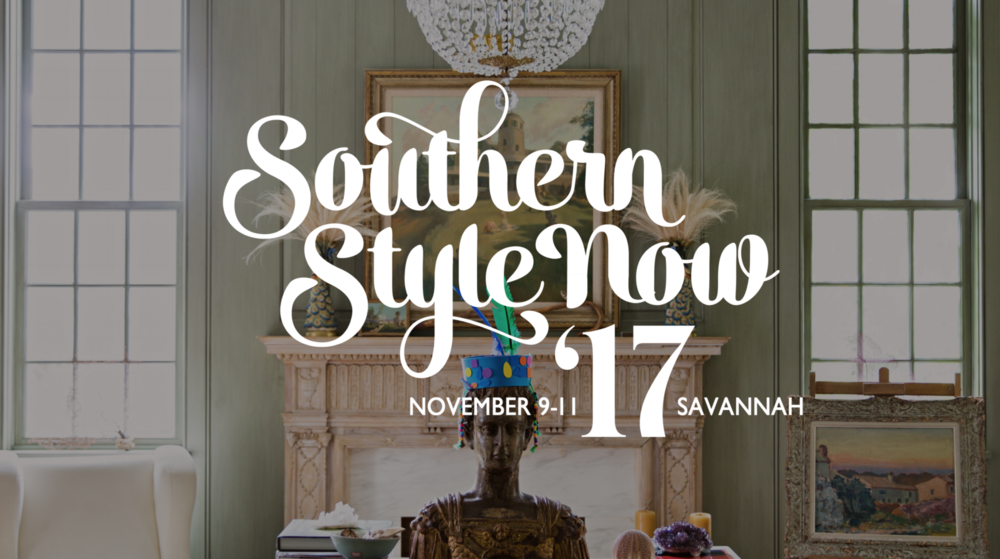 CLOTH & KIND // Southern Style Now + Traditional Home Showhouse, Savannah, GA