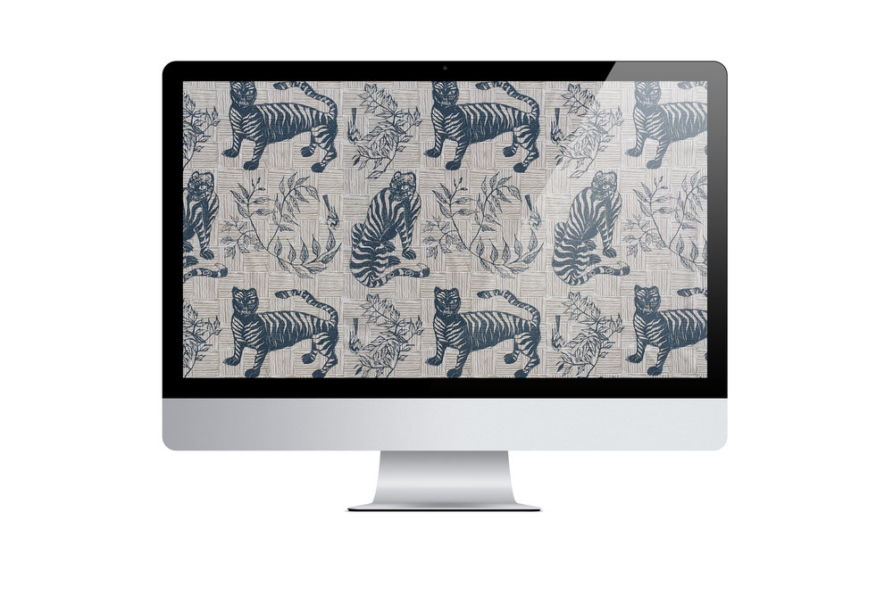 CLOTH & KIND // Krane Home // Wallpaper, Interior Design for your Desktop