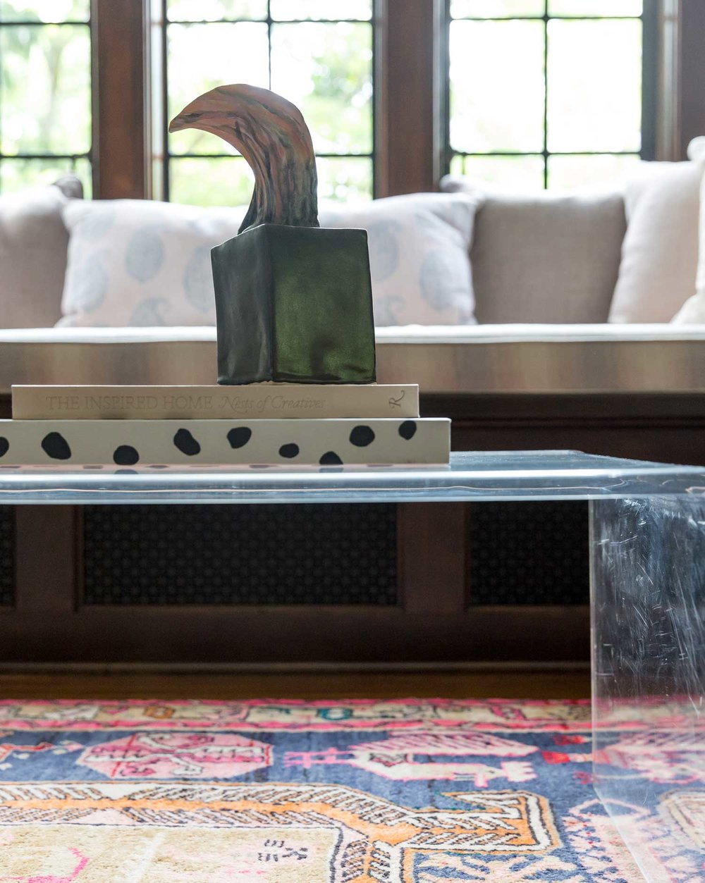 CLOTH & KIND :: Ann Arbor Hills Tudor, Sitting Room Coffee Table.jpg