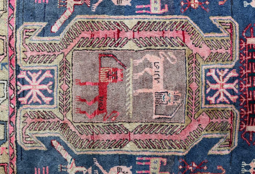 CLOTH & KIND :: Ann Arbor Hills Tudor, Sitting Room Rug.jpg