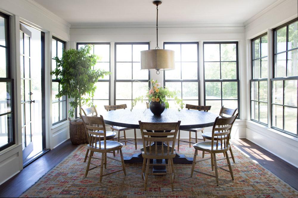 CLOTH & KIND :: Modern Farmhouse, Dining Room.jpg