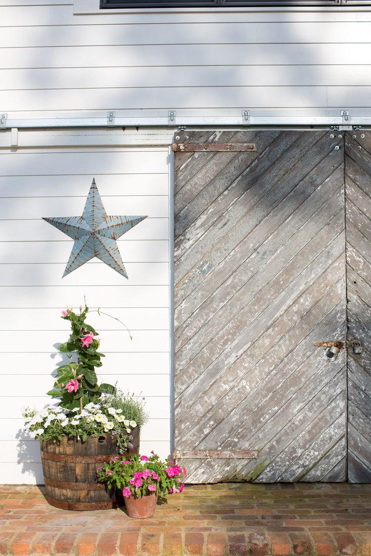 CLOTH & KIND :: Modern Farmhouse, Exterior Door Detail.jpg