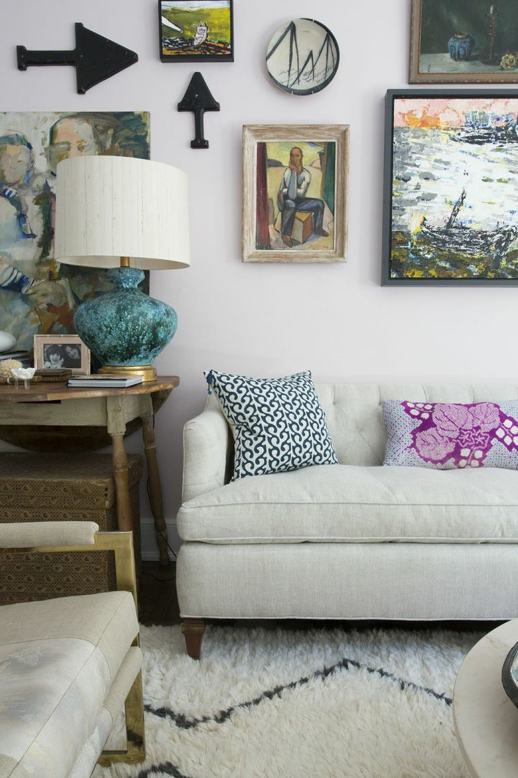 CLOTH & KIND :: Five Points Tudor Cottage, Living Room Sofa.jpg