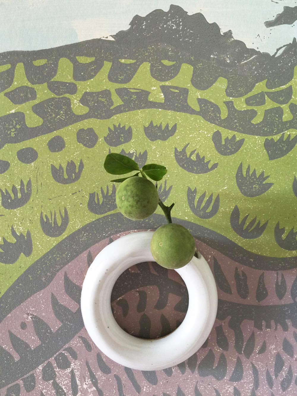 CLOTH & KIND :: Serenbe Showhouse Textile Lofts, Plant Detail.jpg