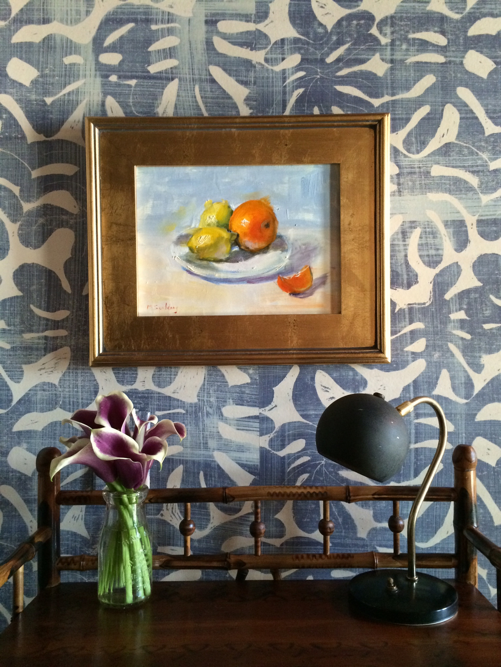 CLOTH & KIND :: Wilcox Modern Bungalow, Dining Room Wall Detail.jpg