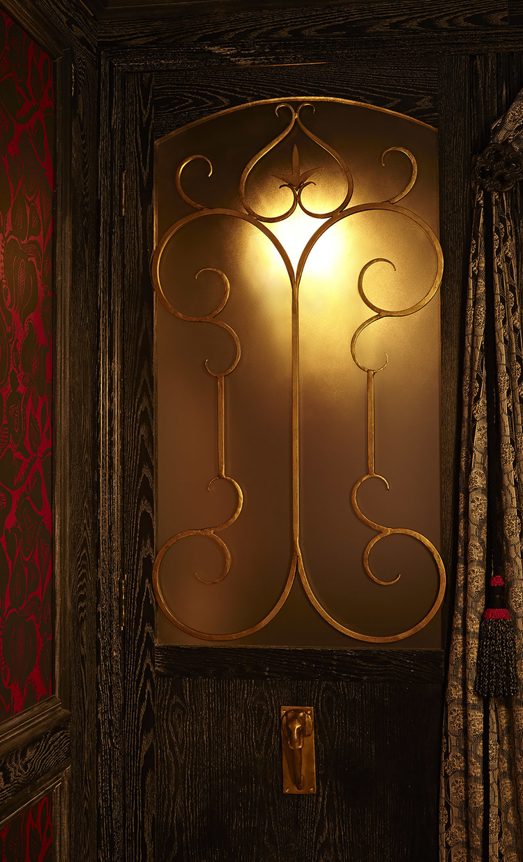CLOTH & KIND :: DXV Design Panel, Sconce Detail.jpg