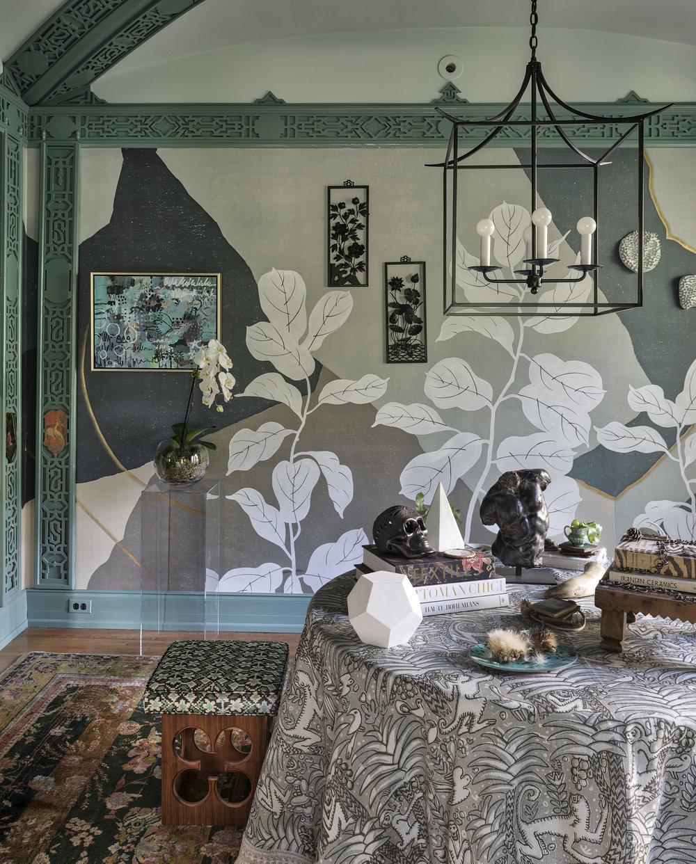 CLOTH & KIND // Charles T. Fisher Mansion Showhouse