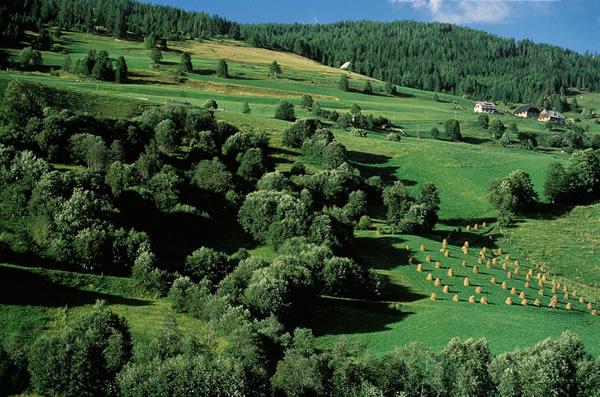 Austria - the Green Heart of Europe — New Austrian Information