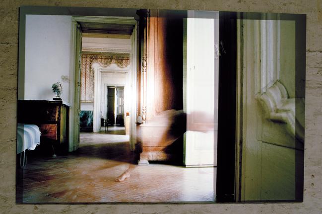 (c) Carmen Brucic, Symmetries of Departure, 2007