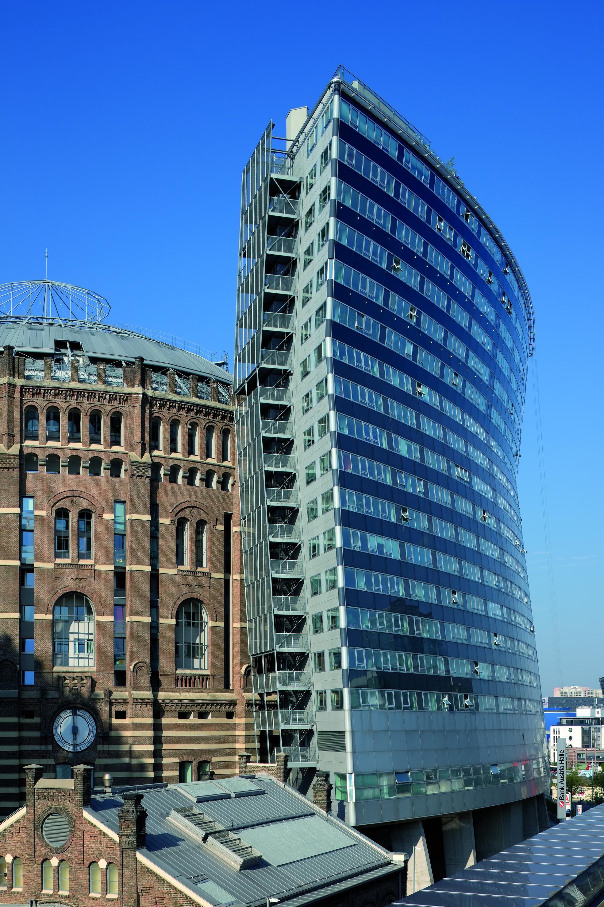 modern architecture in austria - Modern Architecture Vienna