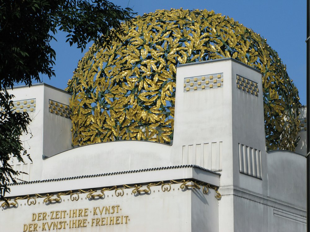 Secession in Vienna. Photo: Wikimedia/Gryffindor