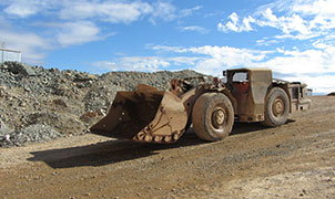 Mining / Mineria