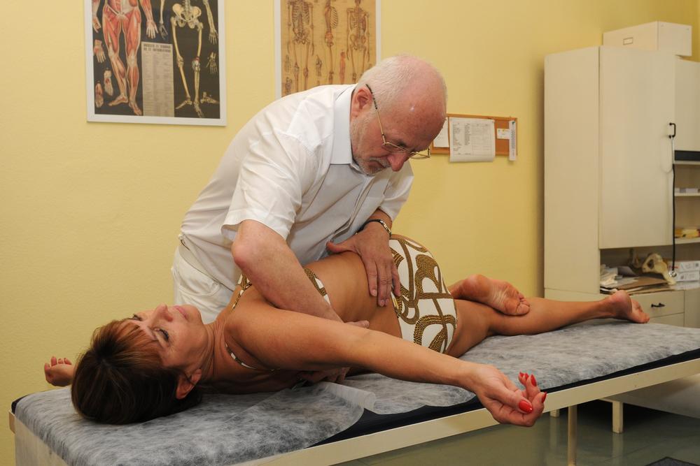 Dr. Ormos csontkovács orvos