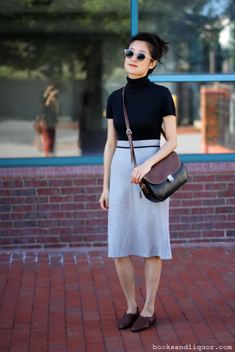 harvard student ren ivy boston campus fashion neutral colors