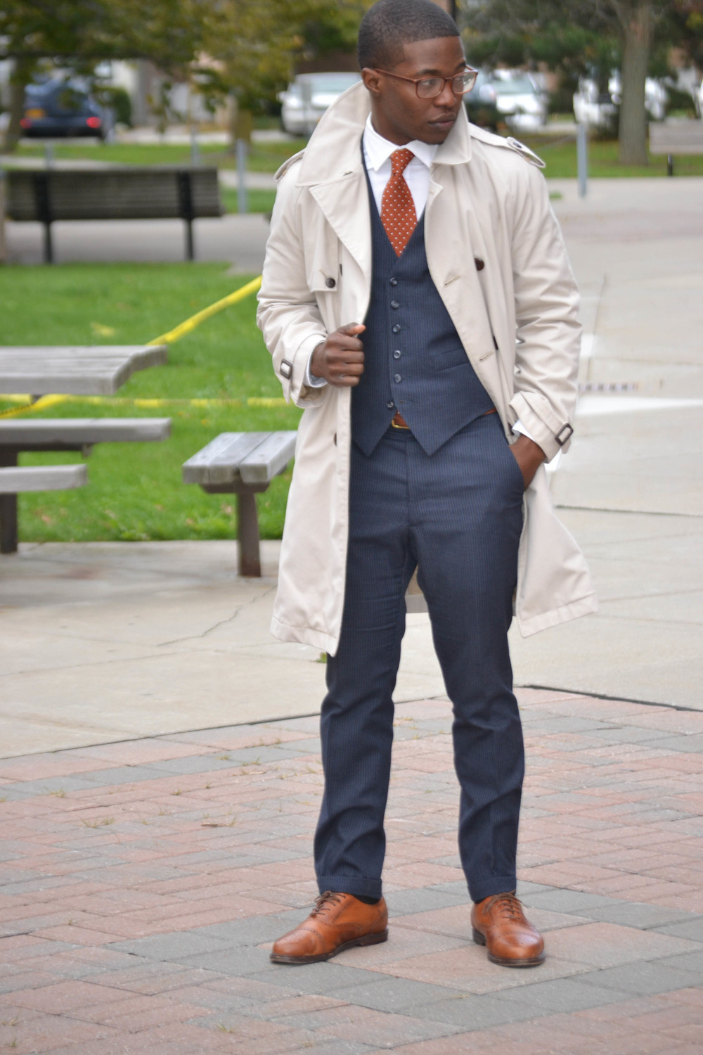 Akil Mcleaod, Dapper Advisor, Buffalo State College