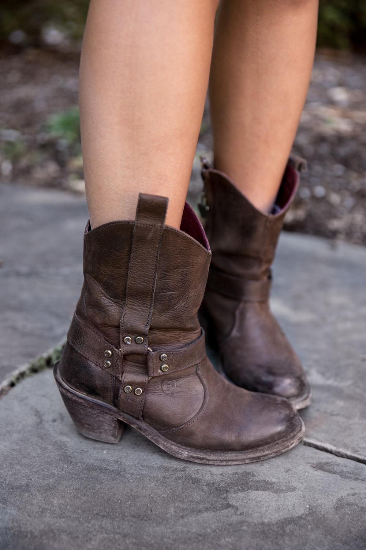 Christina | Duke University  Cowboy Boots