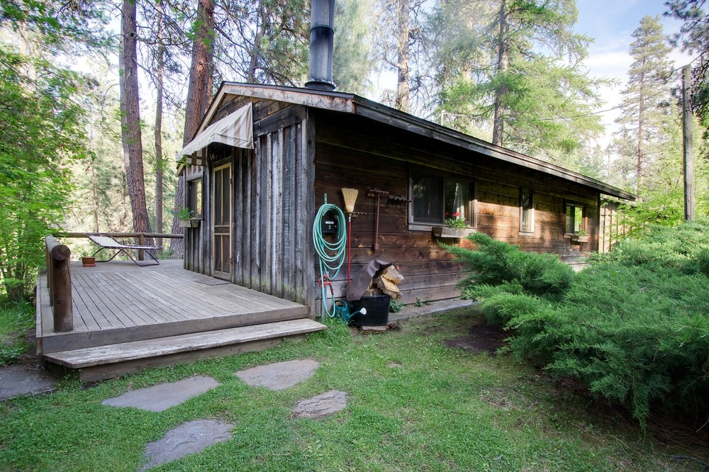 Ponderosa Cabin House On Metolius