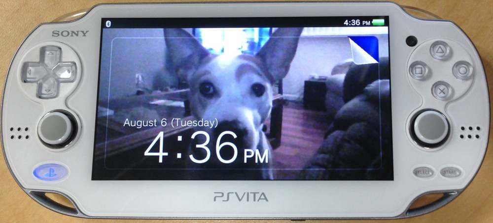 PlayStation Vita Review: Fun at the Tip of Your Fingers