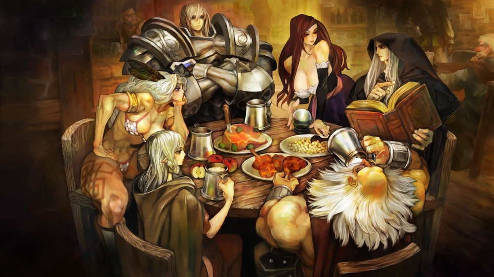 Dragon's Crown Review: Brawler Badassery