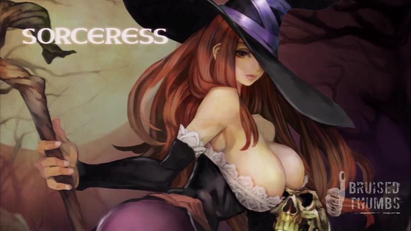 "The Sorceress' questionable ""assets"""