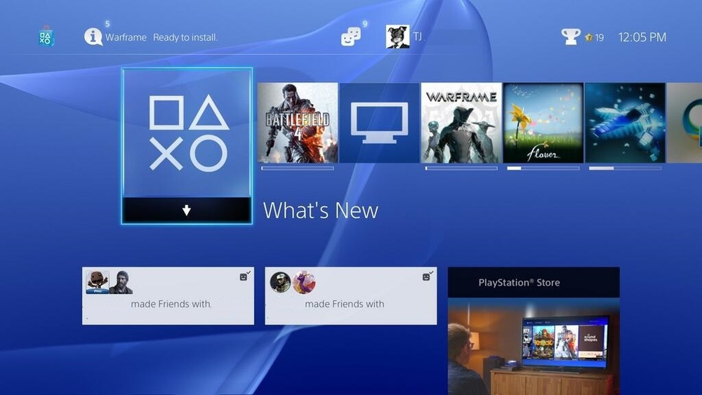 PlayStation 4 Review: Socially Acceptable