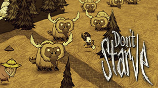 Once a PC flash game, Don't Starve challenges you to survive in the wilderness by gathering supplies before dark. It went to Steam and now it's coming to PlayStation 4. For Free. (PS4)
