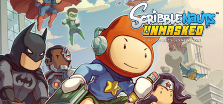 Scribblenauts Unmasked combines DC Comics and the wackiness of Scribblenauts. It's a formula for fun. (PC) $14.99