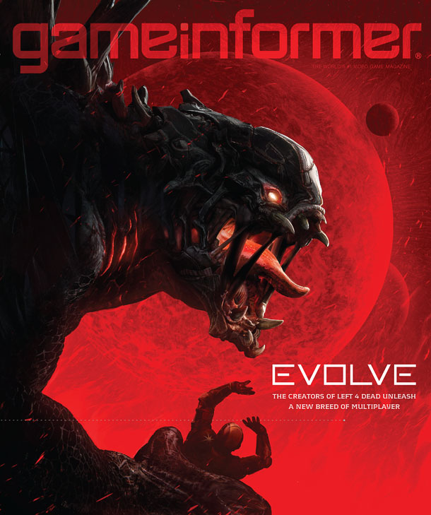 Preview: Evolve