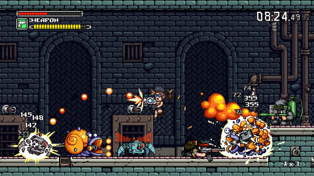 Mercenary Kings (PS4)