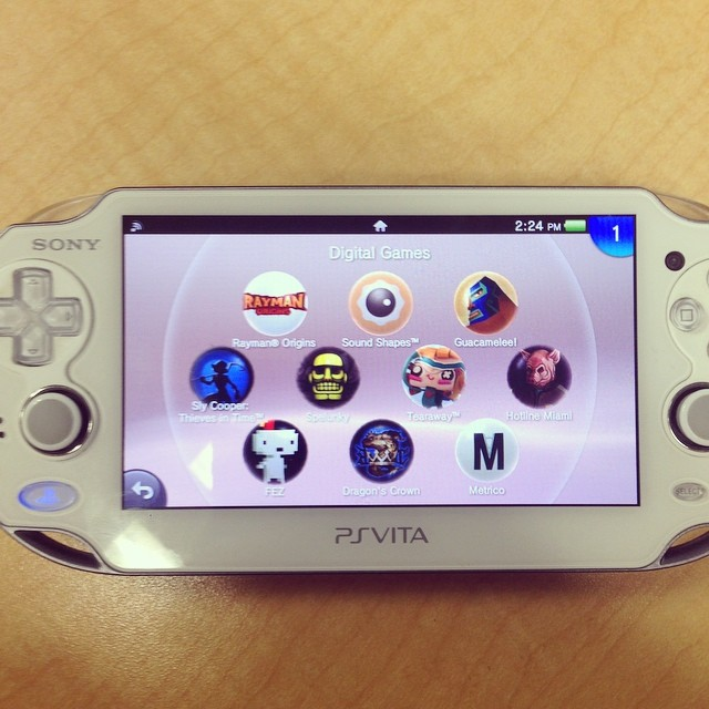 What to play? #firstworldproblems #vita #playstation