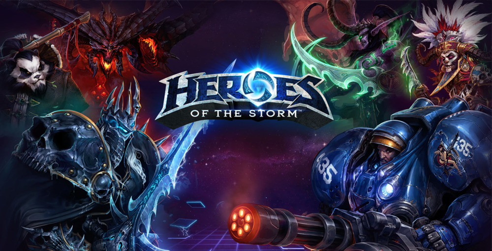 Heroes of the Storm Preview: Whole Heaps of New