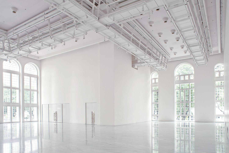Faena Art Center Faena Arts Center Main Room